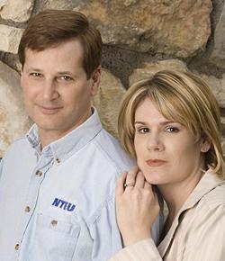 Eddie and Laurie Walker